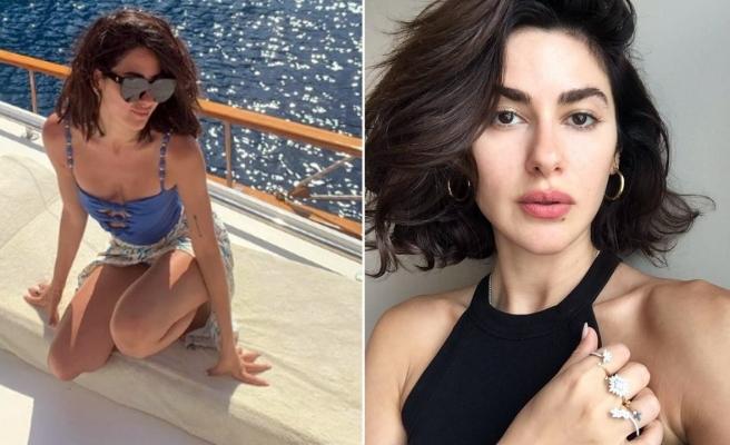 Nesrin Cavadzade tatili uzatmaya karar verdi