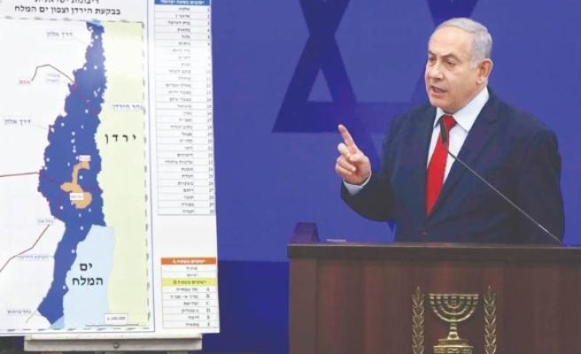 Netanyahu yinezulüm vadediyor