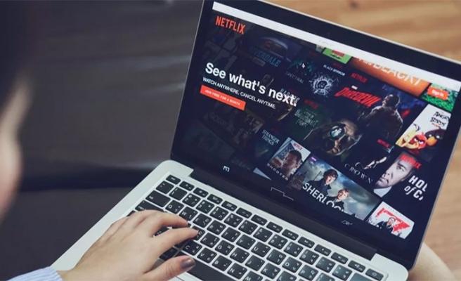 Netflix'e