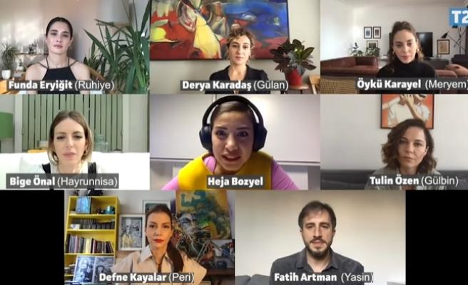 Netflix'in Yeni Dizisi 'Bir Başkadır'ın Oyuncuları 8 Bölümde Türkiye Gerçeğini Anlatan Diziyi Anlattılar