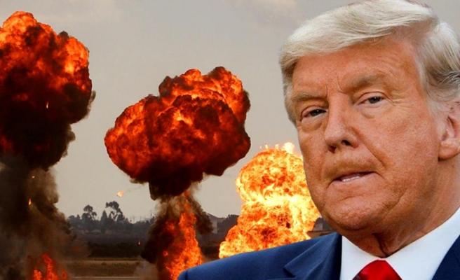 New York Times'dan bomba iddia: Trump giderayak İran'ın nükleer tesisine saldırmak istedi