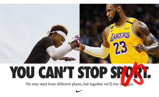 Nike'dan Sporun Birleştirici Gücüne Vurgu Yapan Reklam: 'Bizi Durduramazsınız'