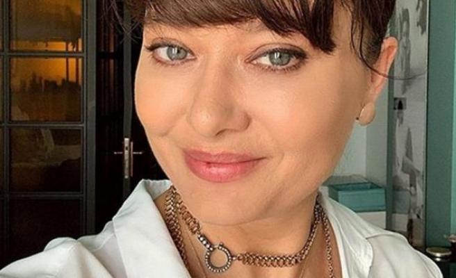 Nurgül Yeşilçay, doğum gününü sosyal medya hesabından duyurdu