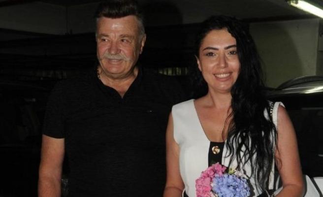 Nuri Alço, Burcu Sezginoğlu ile evlendi