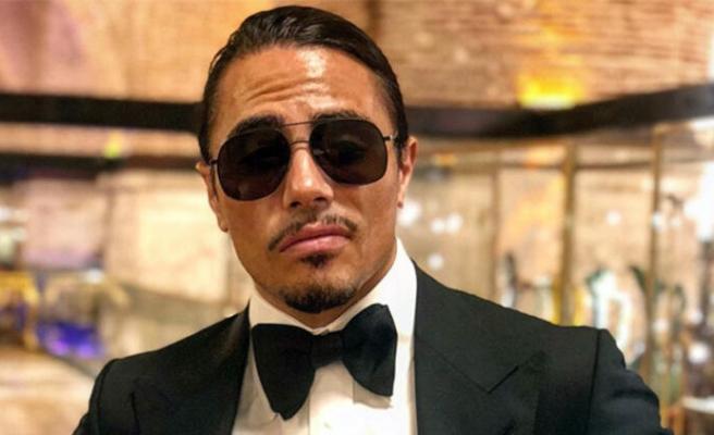 Nusret, Hollywood'un Kendisi İçin Önemini Anlatıp 'İngilizcem Nasıl?' Diye Sordu