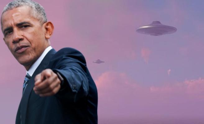 Obama'dan 'Uzaylıların varlığı kanıtlanırsa ne olur?' sorusuna yanıt: Silahlanmaya daha fazla harcama yapmamız gerekebilir