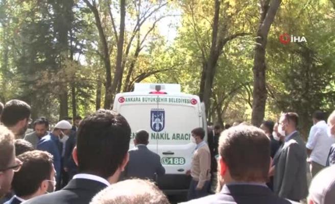 Oğuzhan Asiltürk, son yolculuğuna uğurlandı