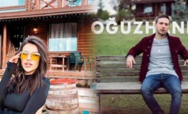 Oğuzhan Koç, yeni aşkını dağ evine götürdü iddiası