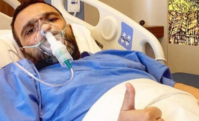 Okan Karacan: Hastalık sonrası 10 kilo verdim