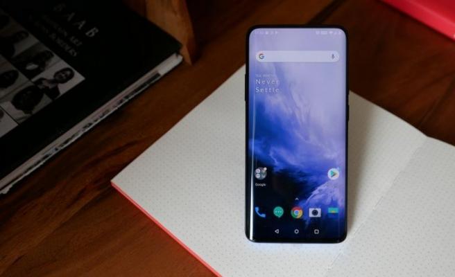 OnePlus 7 Pro'yu