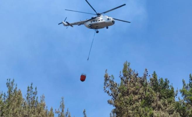 Orman Genel Müdürlüğü: 'Bugün çıkan 8 orman yangınını kontrol altına aldık'