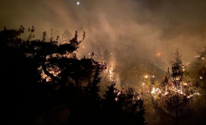 OSB'lerden yangın ve sel bölgelerine 206 milyon TL'lik yardım