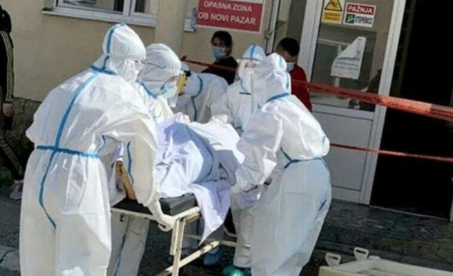 Osmanlı yadigarı Novi Pazar, koronavirüs salgını sebebiyle baskı günler geçiriyor
