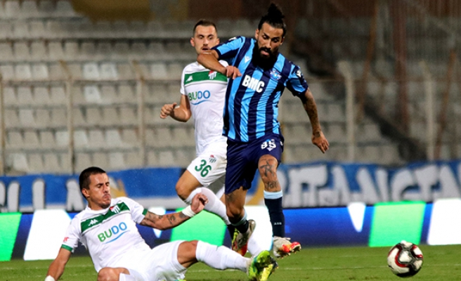 ÖZET İZLE| Adana Demirspor 4-1 Bursaspor Maç Özeti ve Golleri İzle