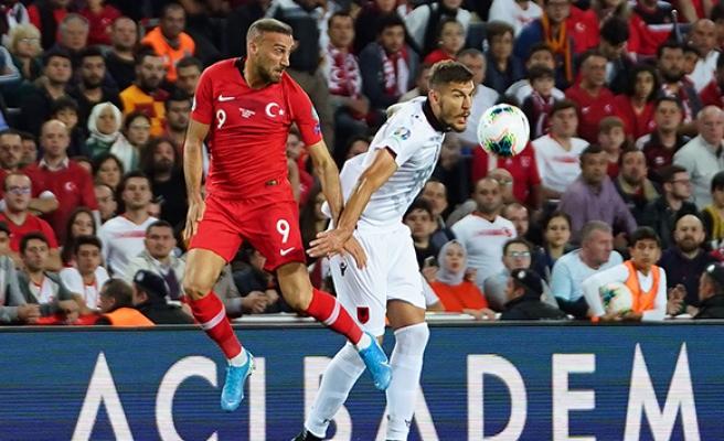 ÖZET İZLE: Türkiye 1 - 0 Arnavutluk Maçı Özeti ve Golü İzle |Türkiye Arnavutluk kaç kaç bitti?