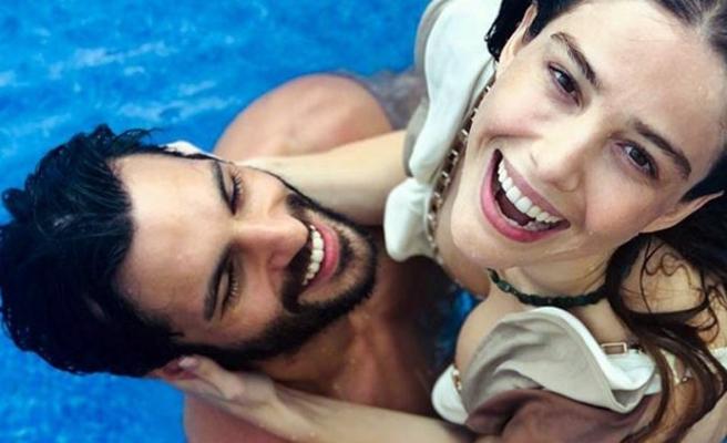 Özge Gürel - Serkan Çayoğlu aşkı evliliğe gidiyor