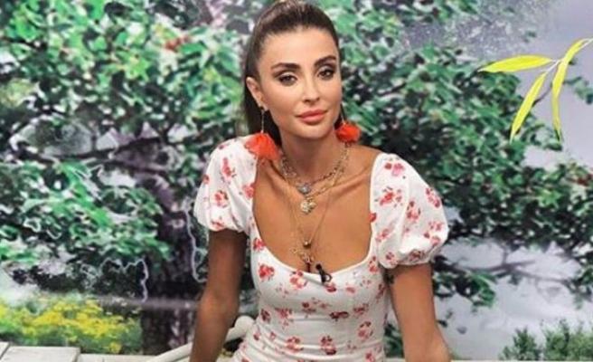 Özge Ulusoy sevgilisi Faruk Çolakoğlu'nun doğum gününü kutladı
