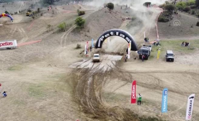 Petlas 2021 Türkiye Off-Road Şampiyonası'nın 3. ayağı Karabük'te sürüyor (1)