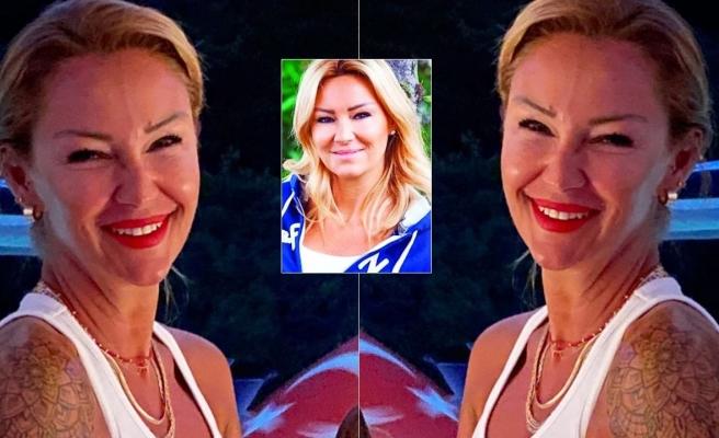 Pınar Altuğ'un son görüntüsü herkesi şaşırttı
