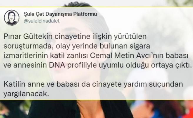 Pınar Gültekin Cinayeti: Cemal Metin Avcı'nın Yakınları da Yargılanacak
