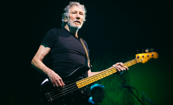 Pink Floyd'un Solisti Waters'tan İsrail'e Tepki: 'Apartheid Devlet'