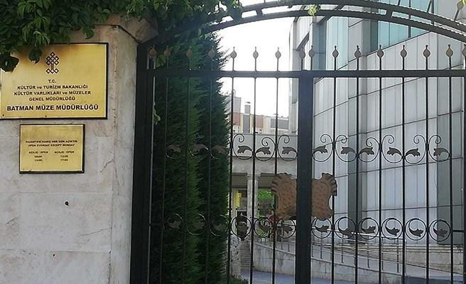 Piyasa Değeri 10 Milyon Lira! Batman Müzesi'nden Altın Sikkeler Kayıp