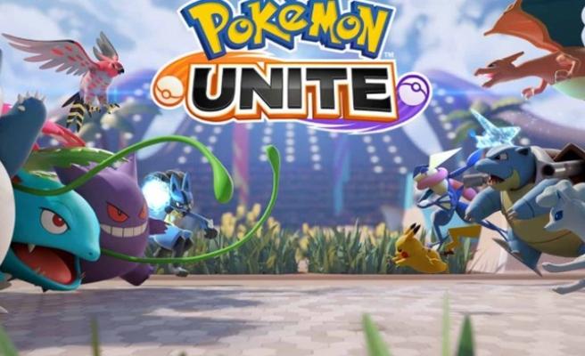 Pokémon UNITE çıktı!