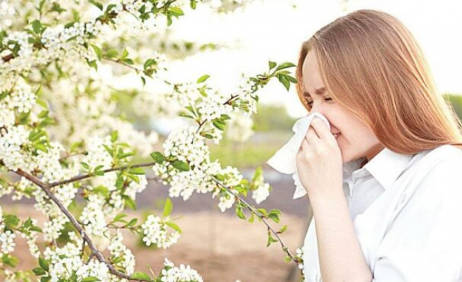 Polen alerjisini Covid-19'la karıştırmayın