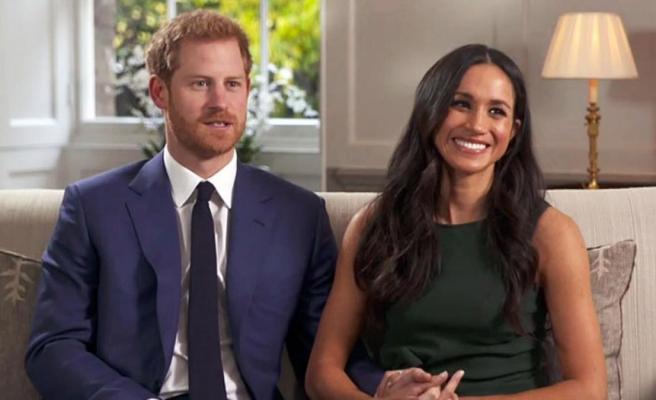 Prens Harry-Meghan Markle çiftinin çocukları dünyaya geldi