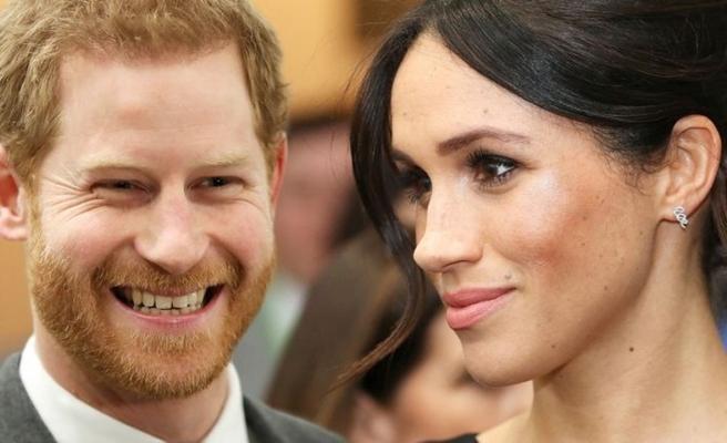 Prens Harry ve Meghan Markle'dan yeni atak!