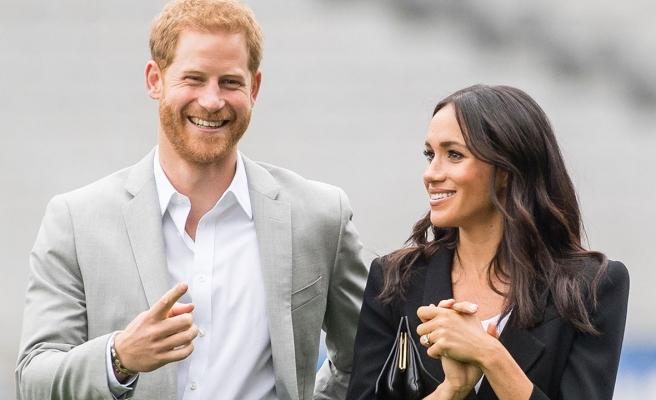 Prens Harry ve Meghan Markle en etkili 100 kişi arasında