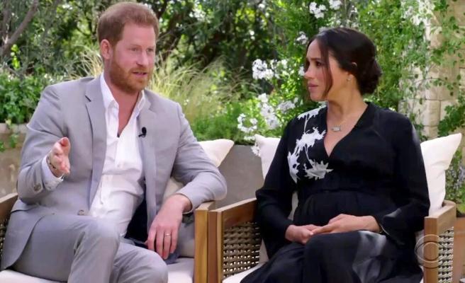 Prens Harry ve Meghan Markle yeniden anne-baba oldu