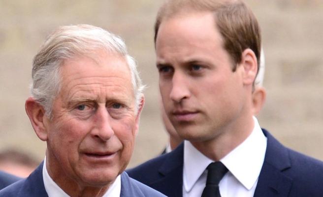 Prens William'a taht yolu kapalı