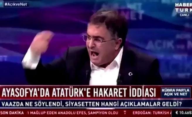 Prof. Dr. Ersan Şen'in Atatürk'e Kafir Diyen İmama Tepkisi Gündem Oldu: 'Mustafa Kemal'e Kafir Diyemezsin'