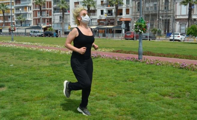 Prof. Dr. Taşbakan: 'Gelişmiş Maskeleri Takarak Spor Yapmak Ölümcül Olabilir'