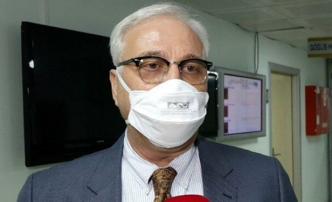 Prof. Dr. Tevfik Özlü açıkladı: Karadeniz'de Covid-19 vakalarındaki artışın sebebi