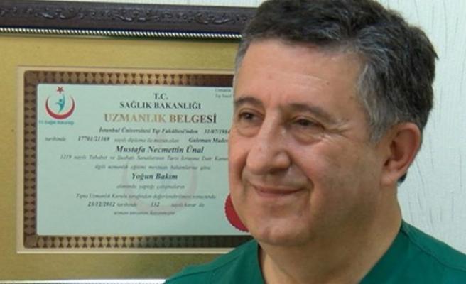 Prof. Dr. Ünal: Aşı çalışmalarına denek olarak yazıldım