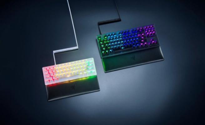Razer'dan yeni klavyeler geldi