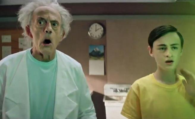 Rick and Morty'den Heyecan Uyandıran Fragman: Rick'i Christopher Lloyd Canlandırıyor