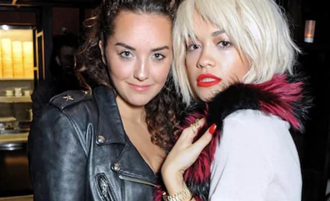 Rita Ora Bodrum'da para saçtı