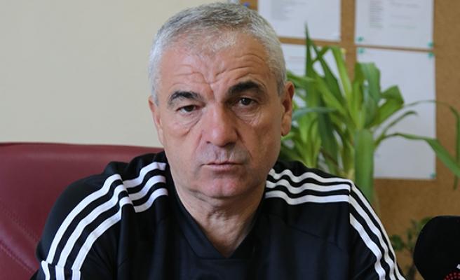 Rıza Çalımbay: 'Galatasaray'dan puan ya da puanlar almak istiyoruz'