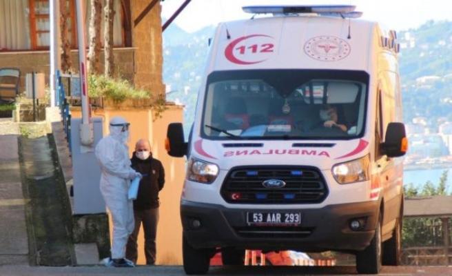 Rize'de vakalar arttı, yoğun bakım sayısı arttırıldı