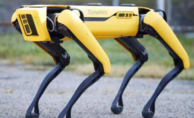 Robotlara yeni görev