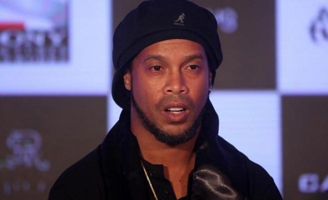 Ronaldinho'ya büyük şok! Hepsine el koyuldu