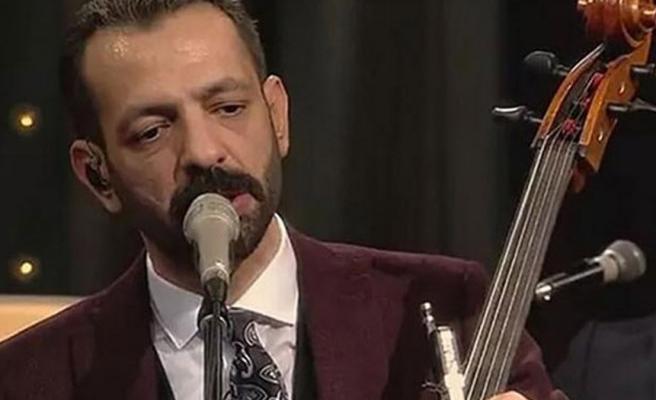 Rubato grubunun solisti Özer Arkun uyuşturucudan gözaltına alındı