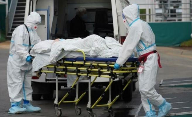 Rusya'da Covid-19 ölüm sayısında rekor kırıldı