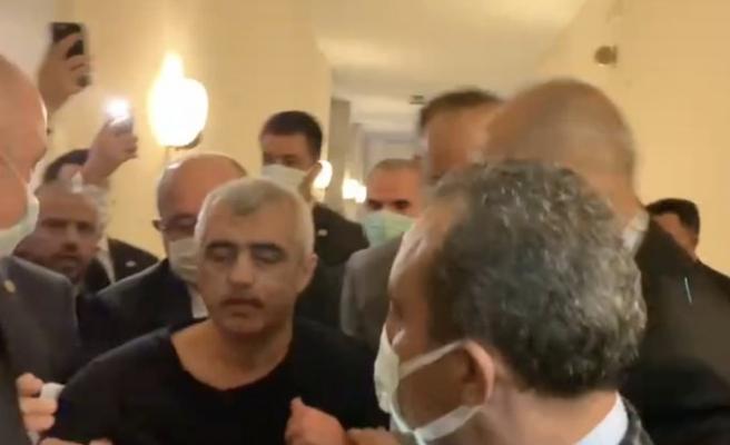 Sabah Saatlerinde Meclis'te Gözaltına Alınan Gergerlioğlu Serbest Bırakıldı