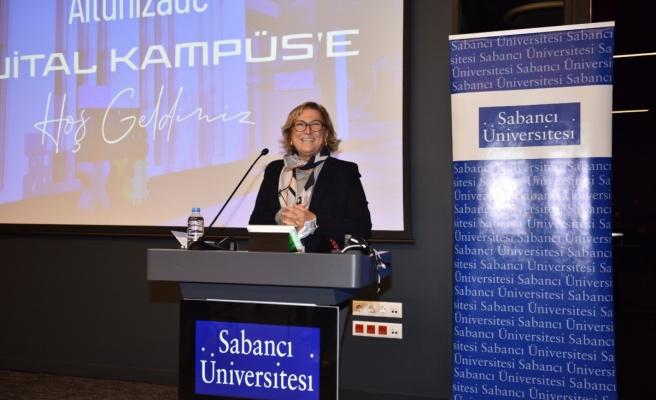 Sabancı Üniversitesi Altunizade Dijital Kampüs'ünde eğitim başladı