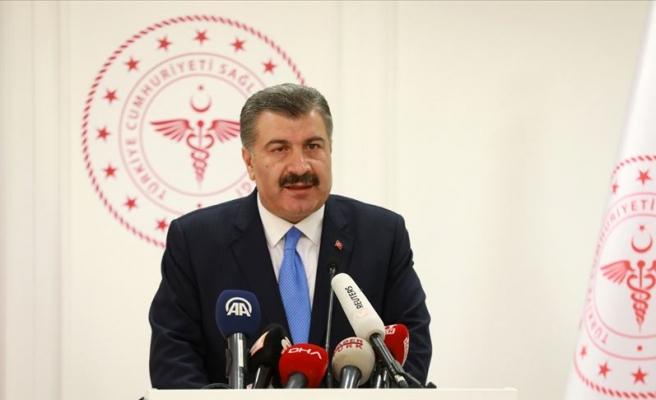 Sağlık Bakanı: Can Kaybı 9 Oldu, Vaka Sayısı 670'e Ulaştı