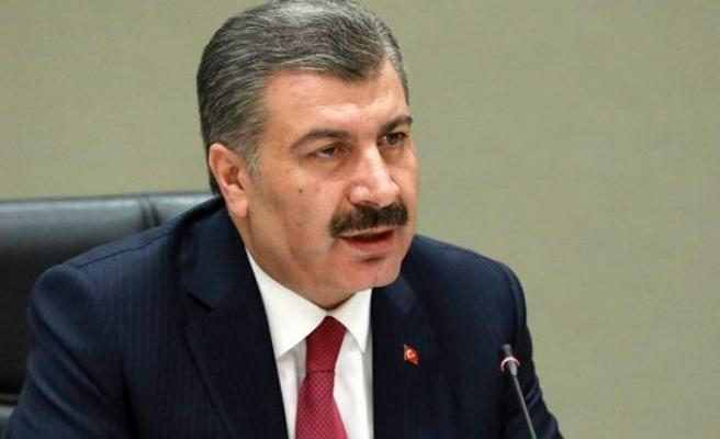 Sağlık Bakanı Fahrettin Koca'dan 'maske' hatırlatması